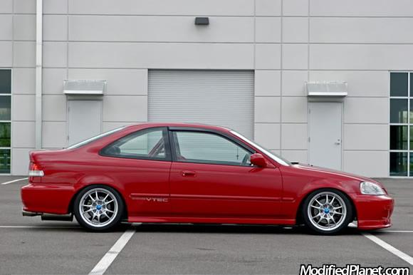 Jdm Cars Honda Civic si Car Photo 1999 Honda Civic si